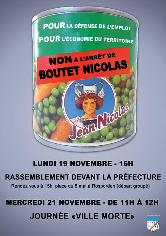 Manif Boutet Nicolas