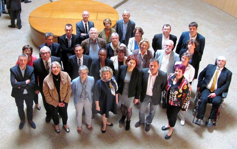 Equipe Finstère et solidaires